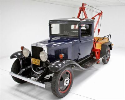 1932 Chevrolet Tow Truck