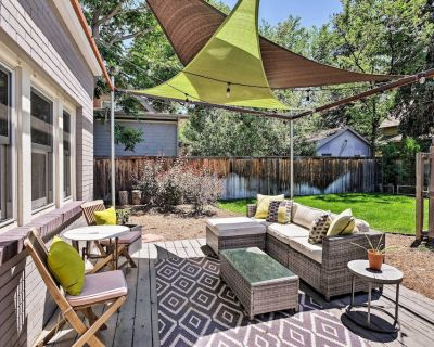 NEW! Chic Denver Home w/ Deck+Grill, 5 Mi to Dtwn! - Rosedale