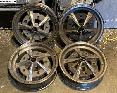 Original Rader Wheel Set