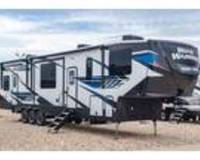 2021 Heartland Road Warrior 3965RW