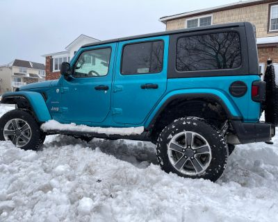 New York - Jeep Wrangler JL factory hardtop PRICE REDUCTION $1000 OR trade for anything equal value