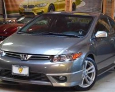 2007 Honda Civic Si with Summer Tires Coupe Manual