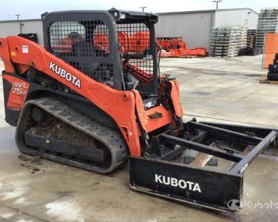Kubota SVL75-2W Compact Track Loader