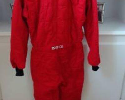 Sparco race suit-New Los Angeles