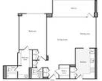 Crystal Towers - 1 Bedroom,, 1 Bath 969 SF 11w