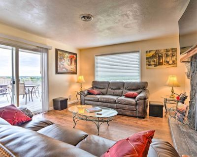 NEW! Moses Lake Family Home with Deck & Fire Pit! - Cascade Valley