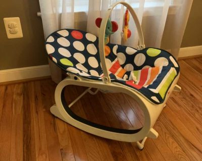 Fisher Price bouncer/rocking chair