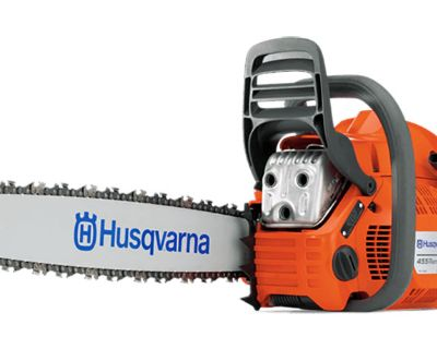 Husqvarna Power Equipment 455 Rancher 20 in. bar Chain Saws Elma, NY