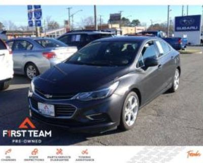 2017 Chevrolet Cruze Premier with 1SF Sedan Automatic