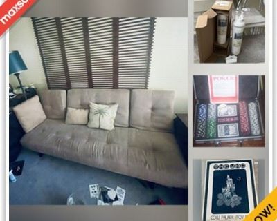 Los Angeles Downsizing Online Auction - Purdue Ave (CONDO)