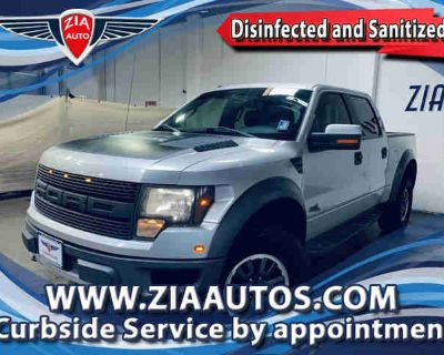 2011 Ford F150 SuperCrew Cab for sale