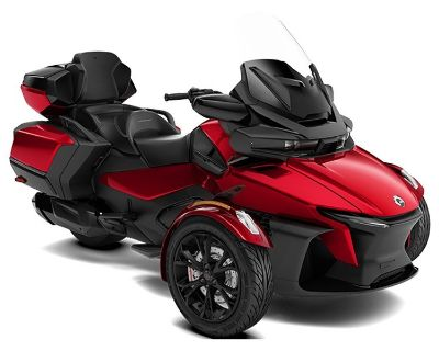 2021 Can-Am Spyder RT Limited 3 Wheel Motorcycle Toronto, SD