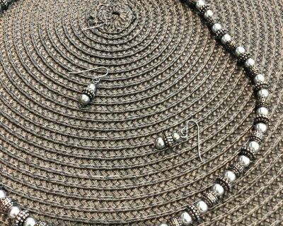 Napier Earring and Necklace Set
