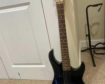 Peavey rock master electric guitar