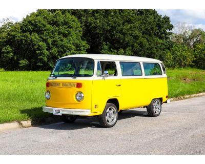 1979 Volkswagen Kombi