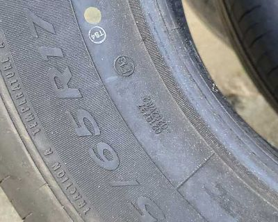 6 month old tires