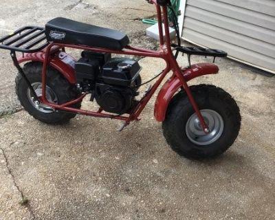 FS Coleman ct200u mini bike