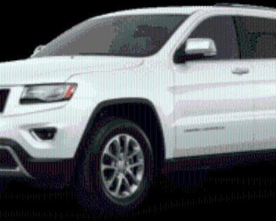 2017 Jeep Grand Cherokee Limited Anniversary