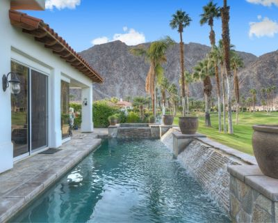 4 Bedroom, 4 Bath pool home with golf and mountain views. - La Quinta