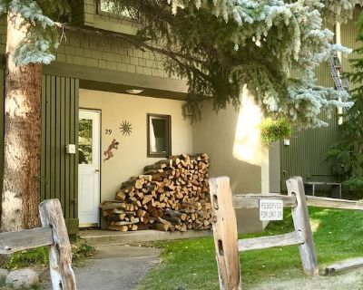Fully Updated, Beautiful Town Home On Vail Bus Line - West Vail