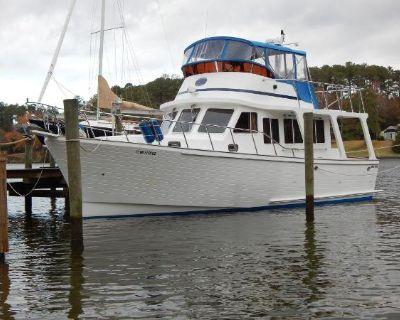2009 Marine Trader 36 Euro Sedan