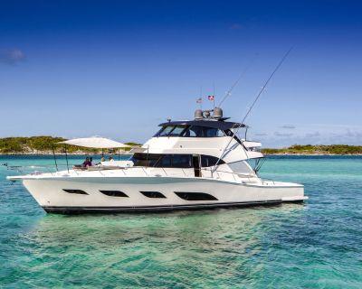 2023 72' Riviera 72 Sports Motor Yacht