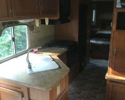 2006 Kodiak Scamper Camper NEEDS NEW AWNING