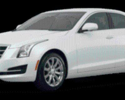 2017 Cadillac ATS Luxury Sedan 2.0T RWD