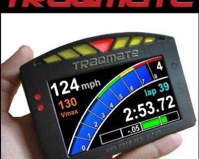 Traqmate Trackdash Display Upgrade Racing Data Acquisition