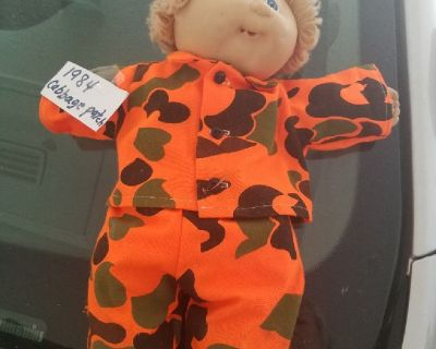 1984 Cabbage patch doll
