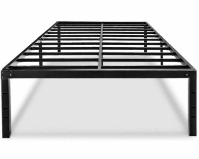 NIB Queen Bed Frame (No Boxspring Required)