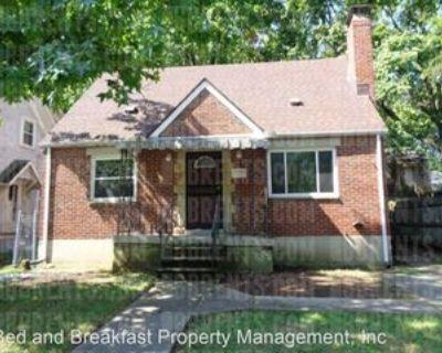 2111 Riverside Dr, Dayton, OH 45405 3 Bedroom House