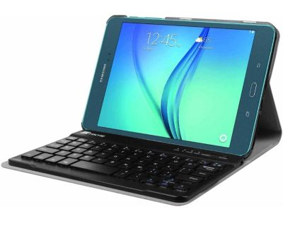 NEW - Fintie Keyboard Case for Samsung Galaxy Tab A 8.0 (2015) - Slim Shell Light Weight Stand Cover