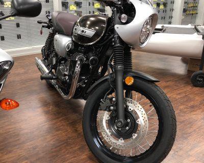 2019 Kawasaki W800 Cafe Sport Tyler, TX