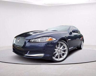 2015 Jaguar XF Supercharged