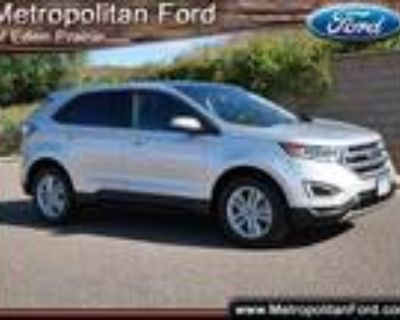 2018 Ford Edge Silver, 27K miles
