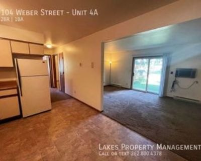 104 Weber St #4A, Walworth, WI 53184 2 Bedroom Apartment