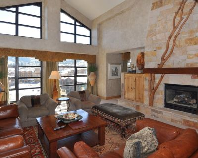 Penthouse with Ski-in/Ski-out Access | Heated Outdoor Pool + Personal Sauna - Park City