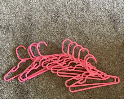 American Girl size doll clothes hangers