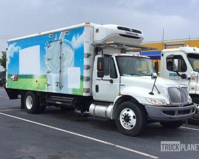 2014 International 4300 4x2 Refrigerated Truck