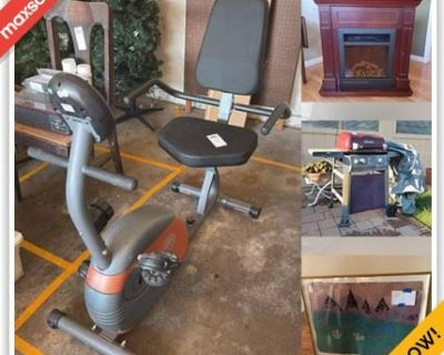 Scottsdale Moving Online Auction - E Crestwood Way