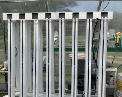 Zip grow hydroponics tower