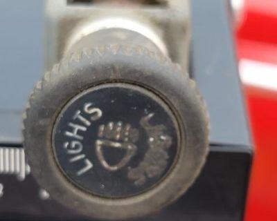 Bug 68 headlight switch