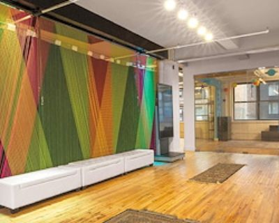 Event Space for 400 at Colorful Multi-Event Center