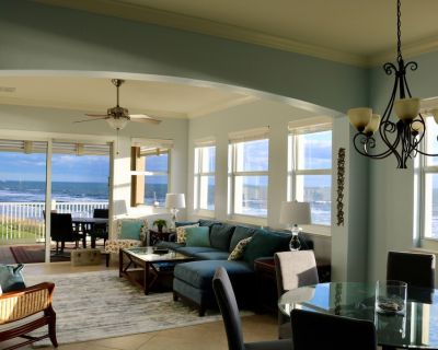 Bee's Seadreaming 2! Sweeping ocean and golf views! Owner operated! - Palm Coast