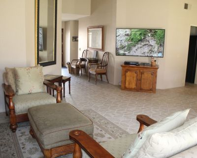 Located on the golf course, great view of a pool. License#064567 - La Quinta