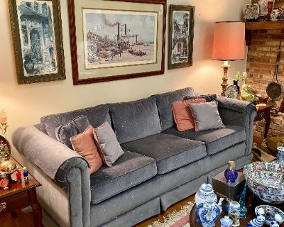 Eclectic Estate Sale in South Lafayette