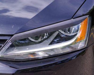 Vw Jetta 2011 - 2015 Eyelids Eyebrows Headlight Spoiler Light Brows Mk6 Gli Tdi