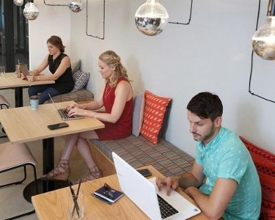 """Private office for 3-4 people ALL INCLUSIVE at """"2301 Blake Street Denver United States"""""""