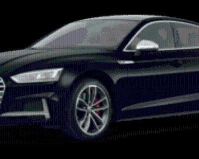 2018 Audi S5 Premium Plus Sportback